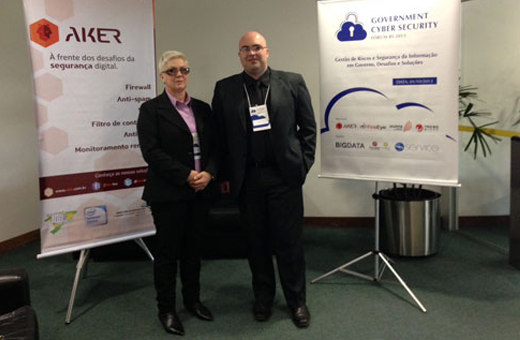 Pereira & Mallmann no Government Cyber Security Forum