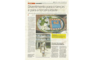 Diário de São Paulo: P&M esclarece sobre áreas comuns para recreação em condomínios